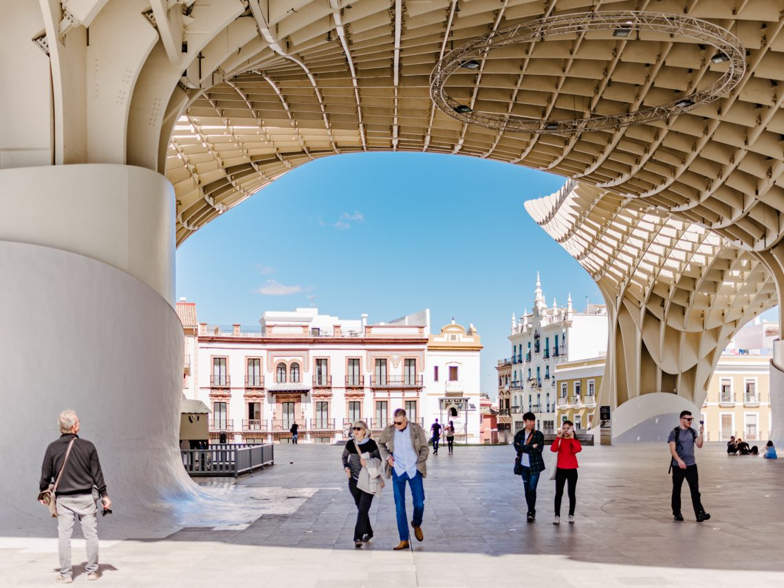 seville with kids - exploring andalusian capital in 48 hours
