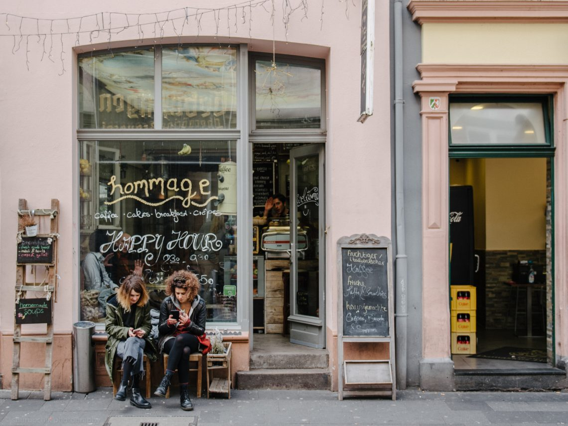 best coffee in cologne - my 10 favorite coffeehouses