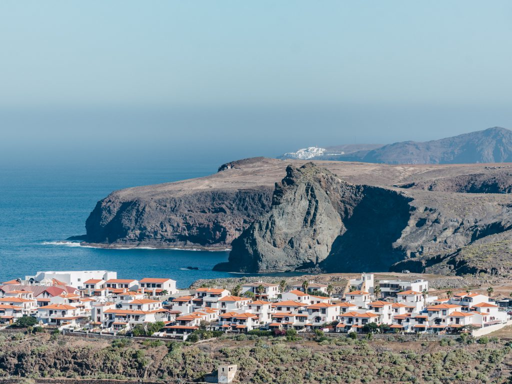 Hiking Gran Canaria with Kids Hike THREE: AGAETE - PLAYA DE GUAYEDRA