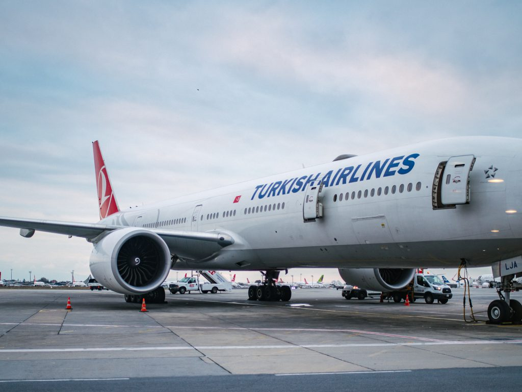 with turkish airlines to indonesia - airline review