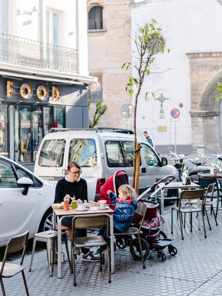 Eat and Drink in Seville With Kids