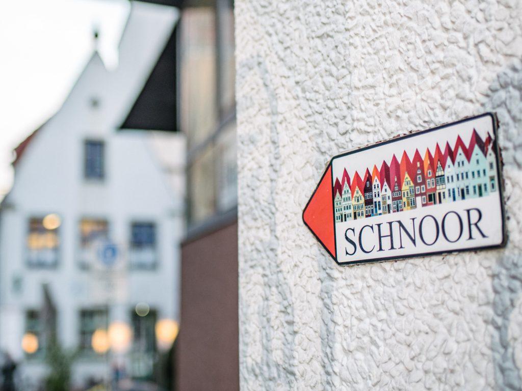 Schnoor Viertel Bremen
