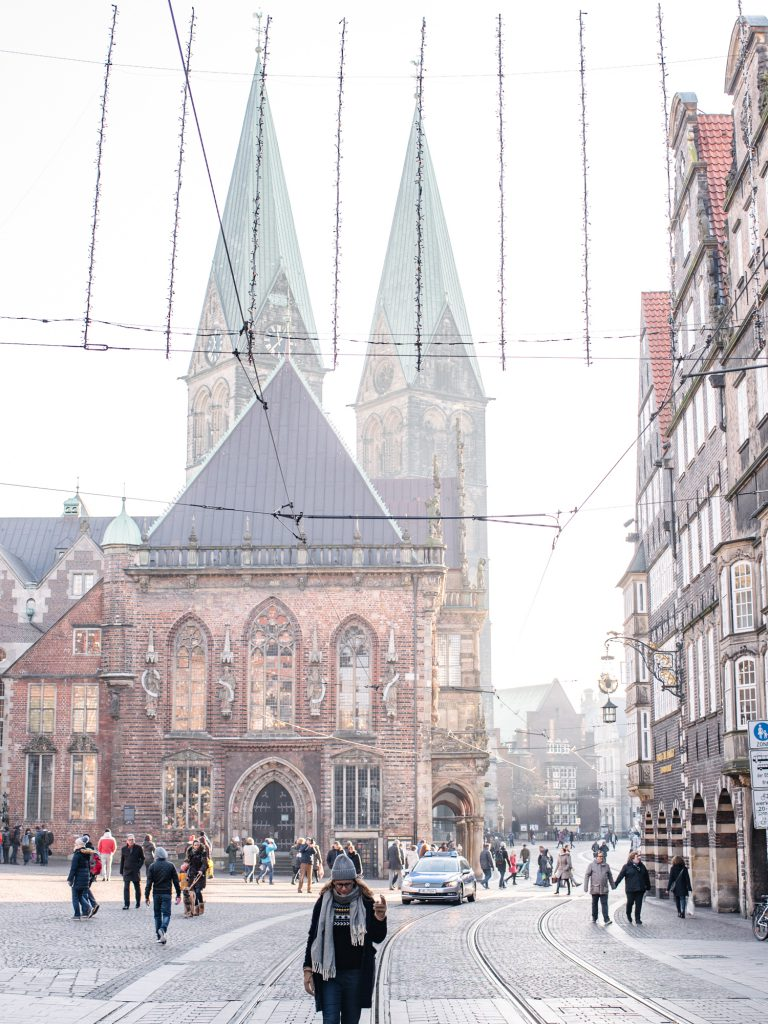 24 hours in Bremen - tips for a one day visit - city centre of Bremen