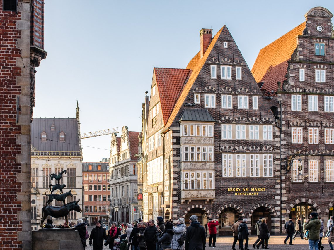 24 hours in Bremen - tips for a one day visit