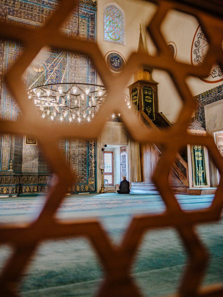 Visit Bursa Green Mosque (Yeşil Cami)