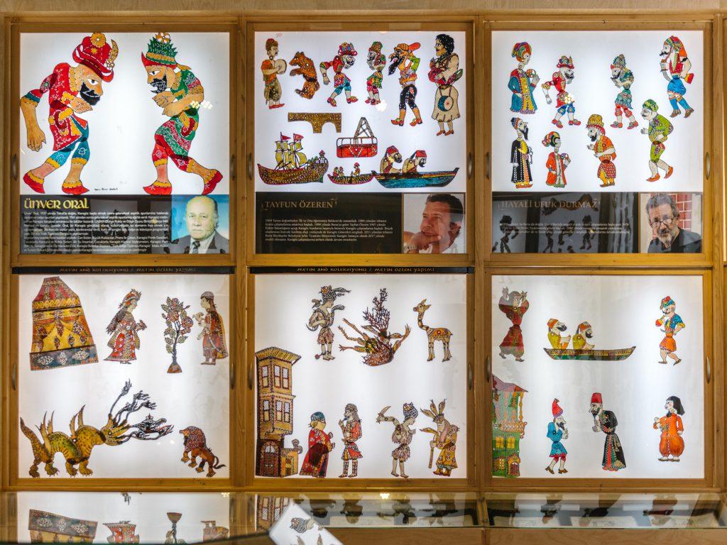 Visit Shadow Puppet Karagöz Museum