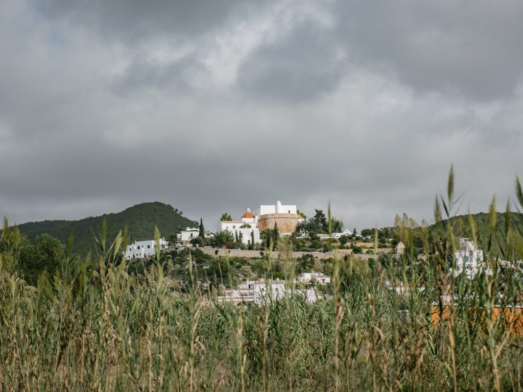 Santa Eulalia des Riu on a Day Trip With Kids - enjoy the walk through the countryside