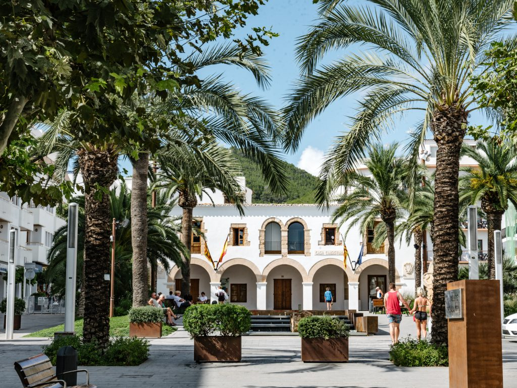 Santa Eulalia des Riu on a Day Trip With Kids - visit Santa Eulalia Town Council