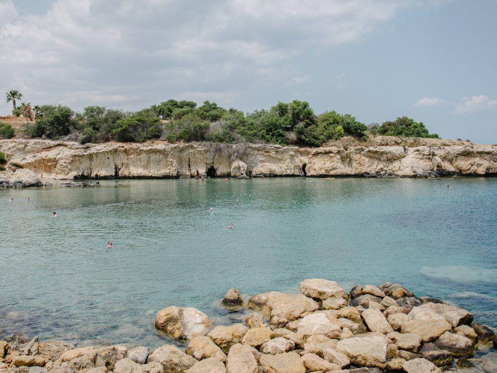 Malama Beach in Famagusta Region