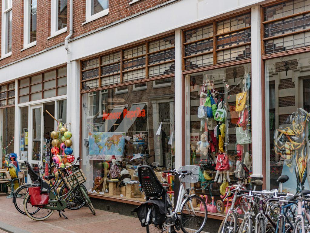 Meneer Paprika - Children's Paradise in Haarlem