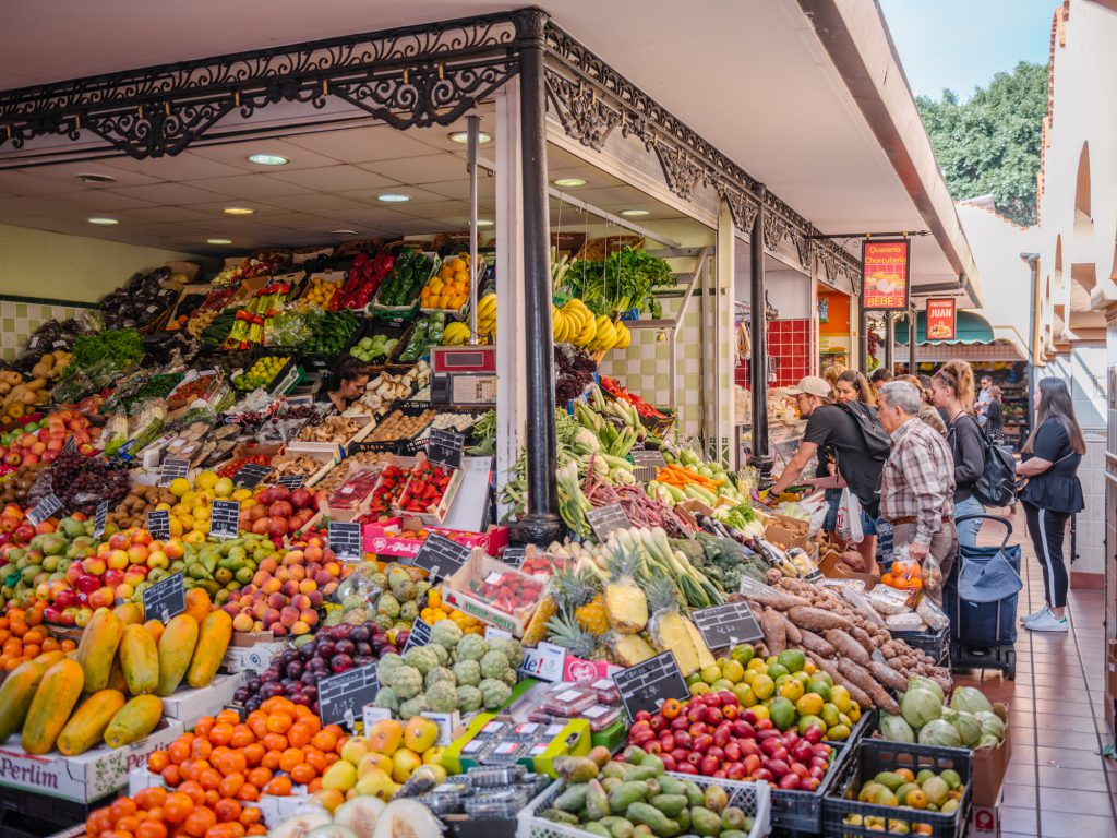 Cooperativa Mercado Nuestra Señora De África