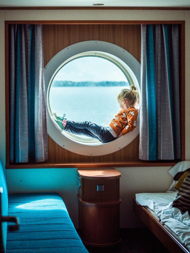Reaching Åland by Cruise Ship siljaline