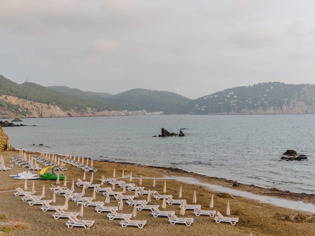 INVISA Figueral Resort on Ibiza beach