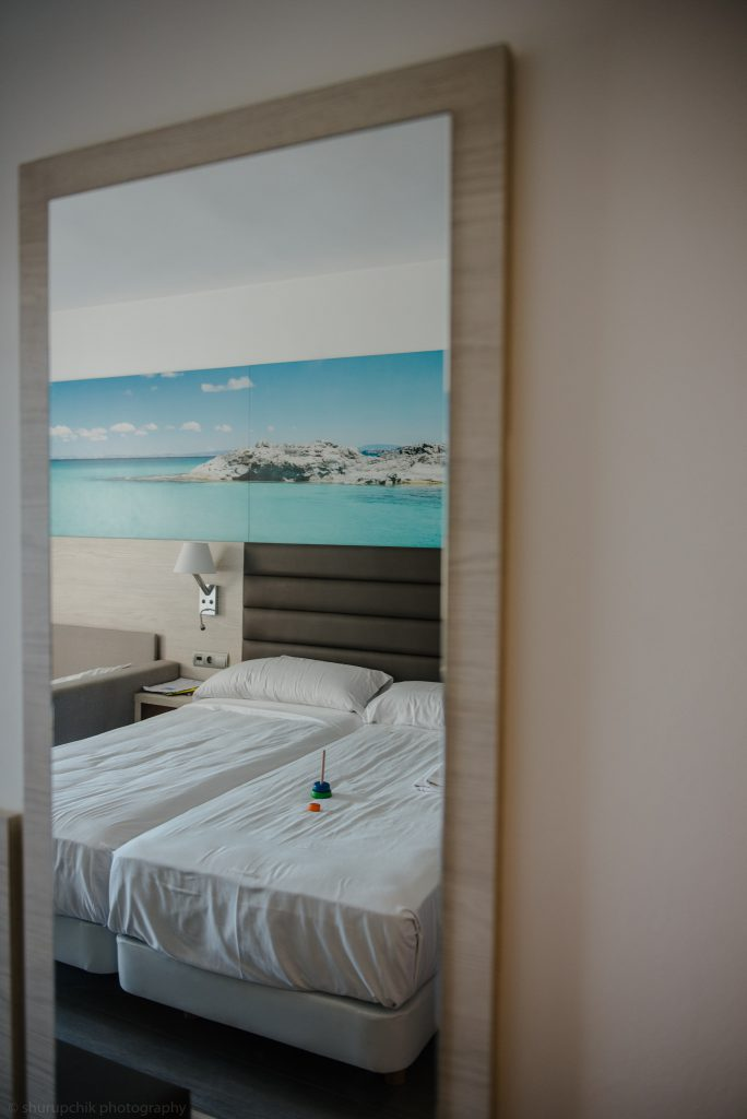 INVISA Figueral Resort on Ibiza - Perfect Destination for Family Holidays room