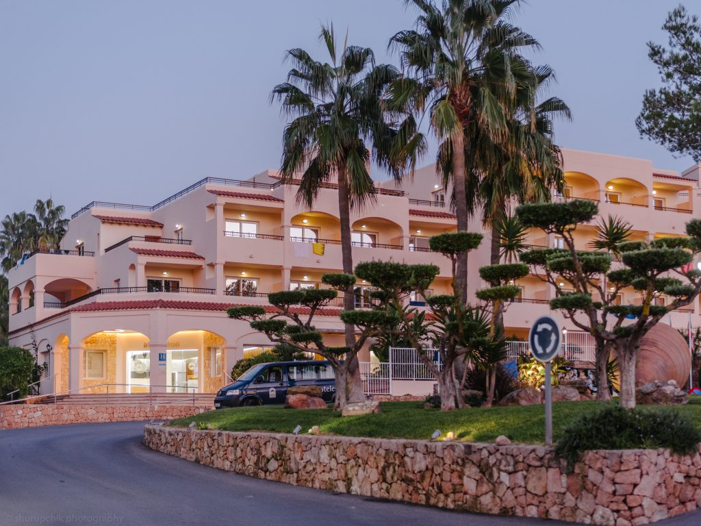 INVISA Figueral Resort on Ibiza
