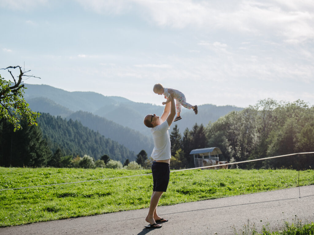 Staying on a Farm in the Black Forest With Kids