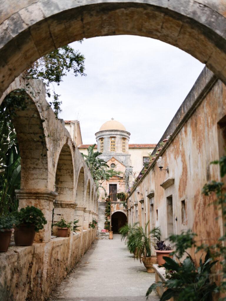 vAgia Triada Tzagaroli Monasteri