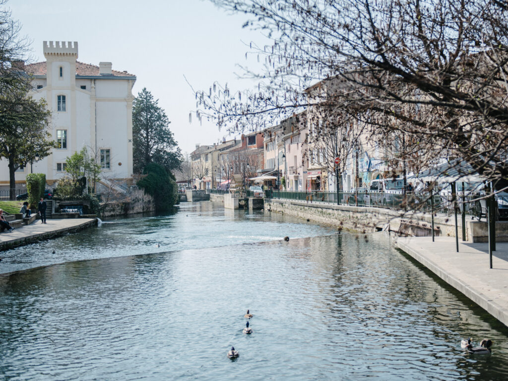 L'Isle-sur-la-Sorgue - the Dream Luberon Village for the Fans of Antiques
