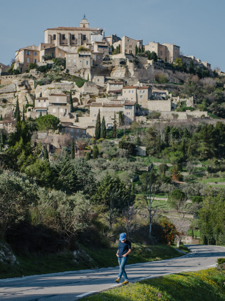 Gordes - Probably the Most Popular of All Luberon Villages