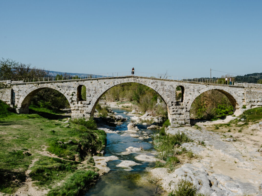 Things to Do Around the Luberon Village of Bonnieux - Pont Julien