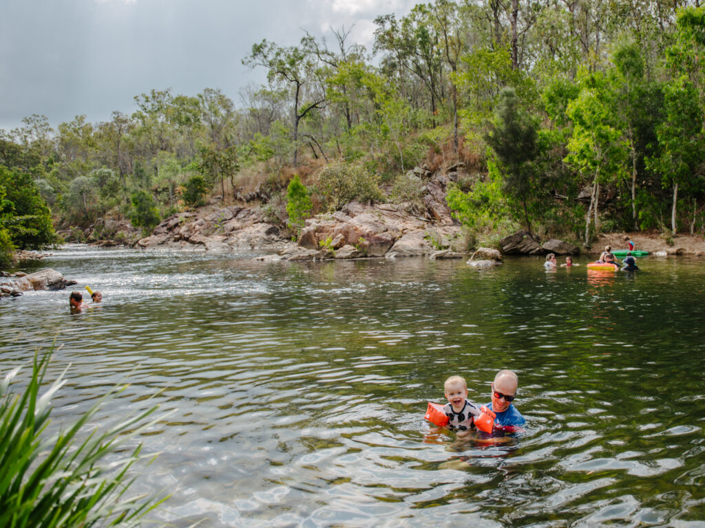Things to Do and See Along the Way to Townsville with Kids