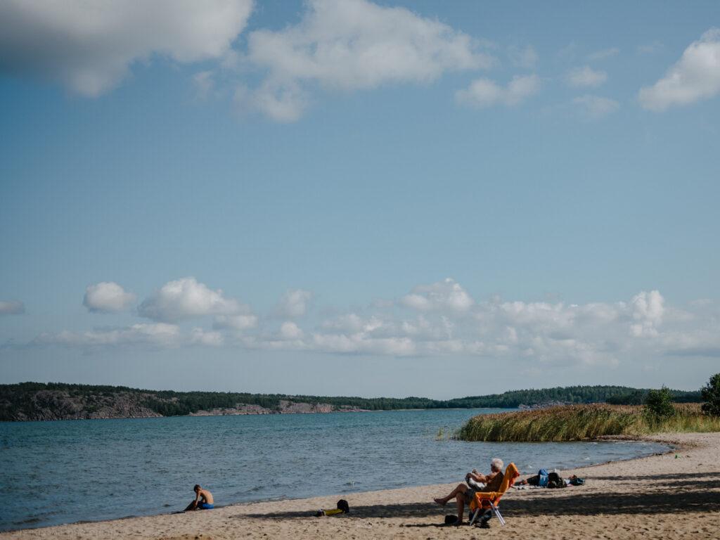 lilla holmen Åland Islands Mariehamn