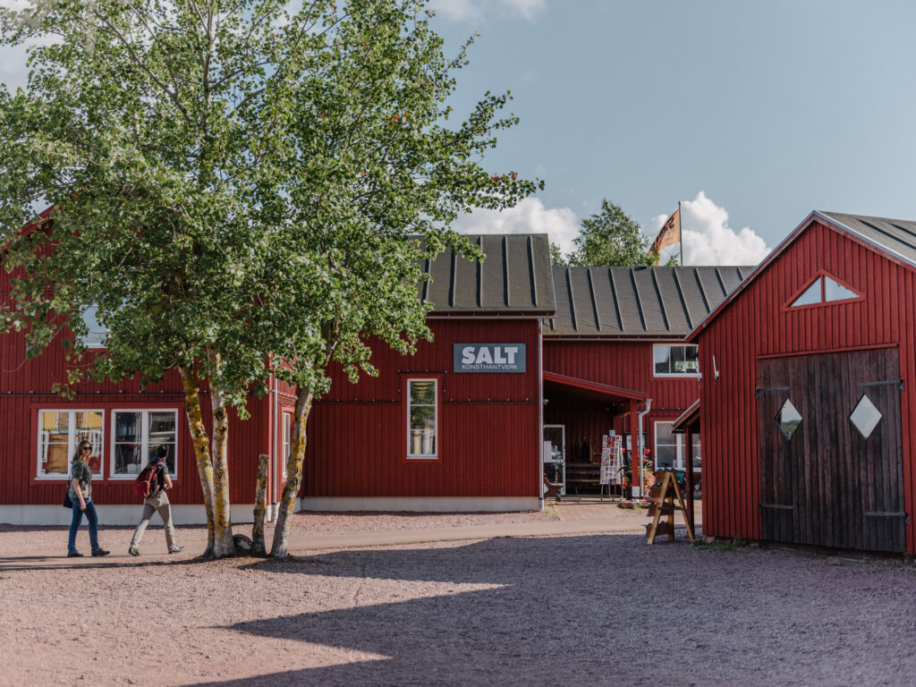 salt crafts shop Mariehamn