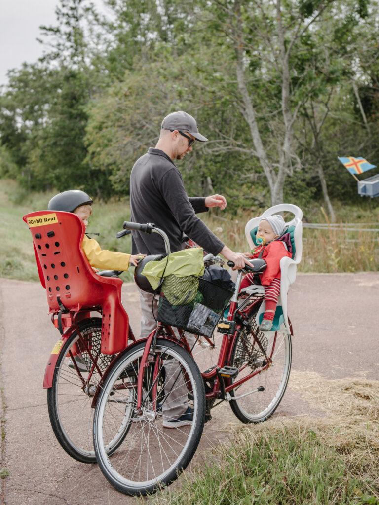 rent a bike Åland Islands