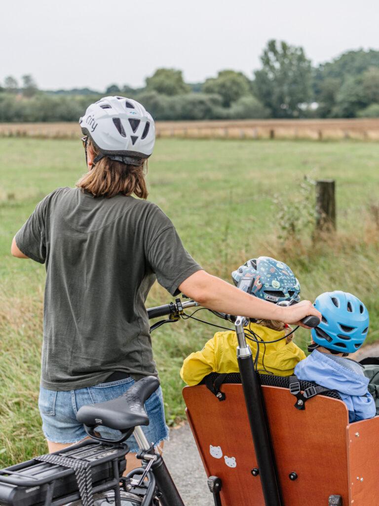 cargo bike kids